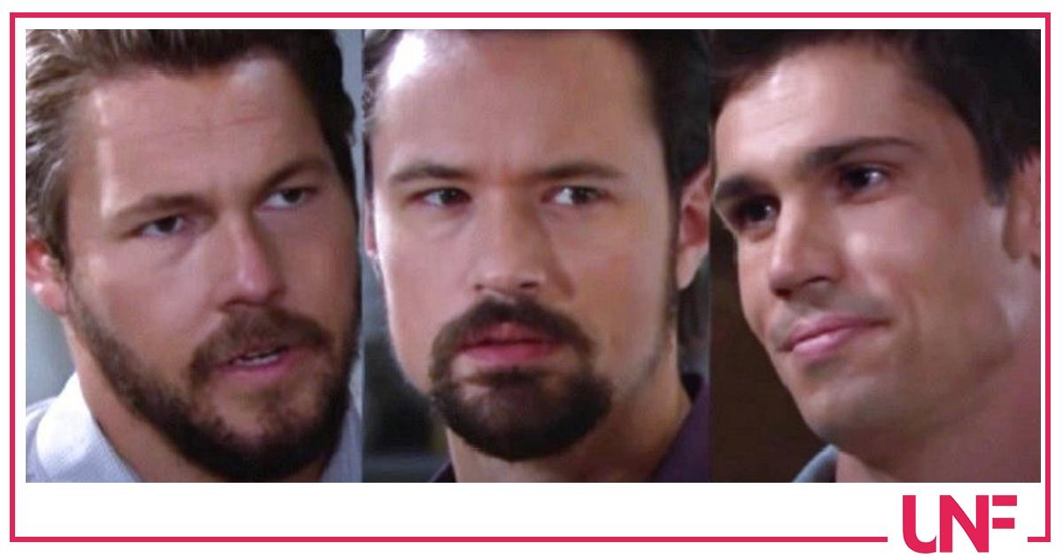Beautiful anticipazioni: Liam chiede aiuto a Finnegan ma forse sta facendo un errore