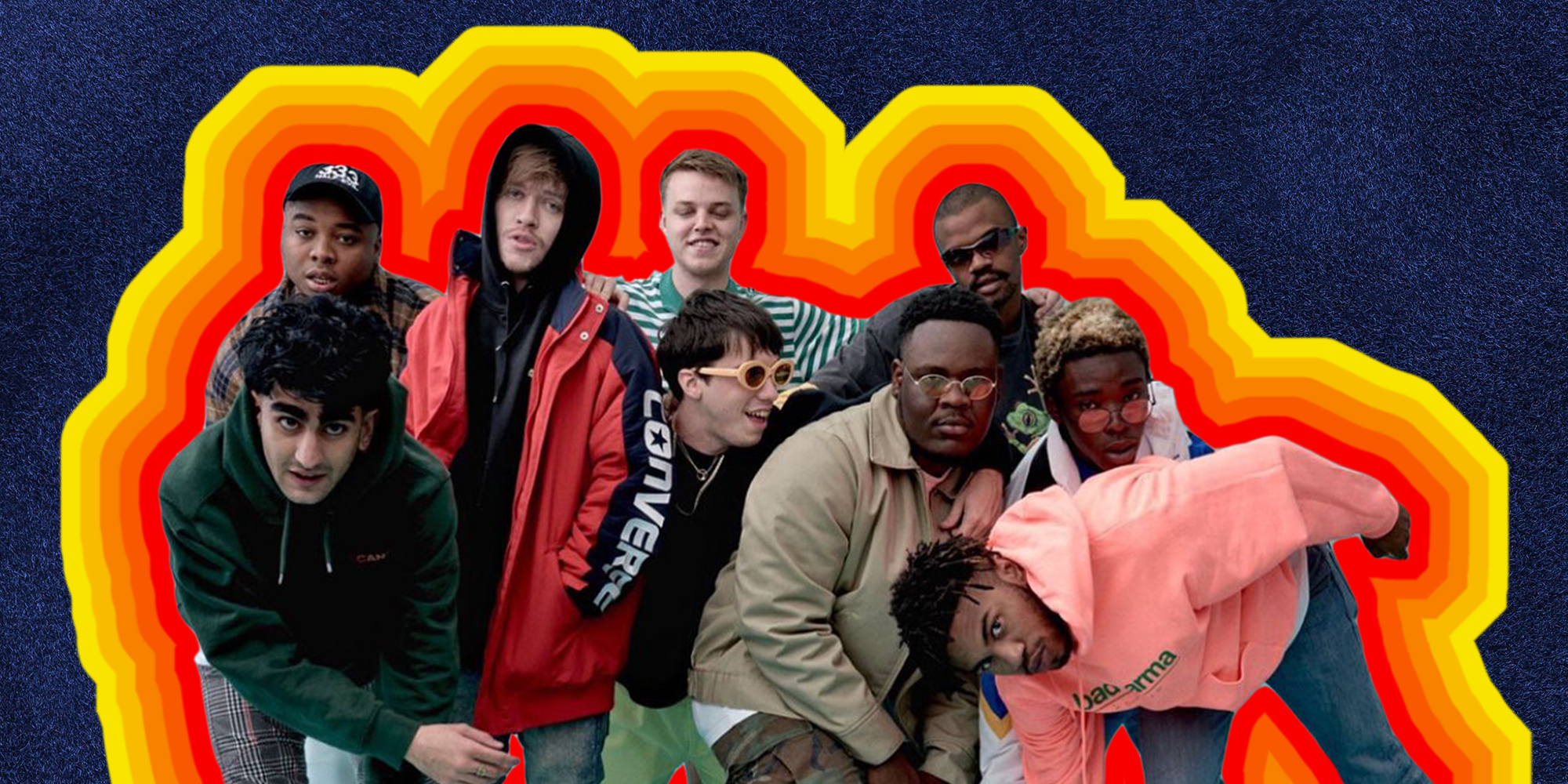 Brockhampton The Best Boy Band Since One Direction Is
