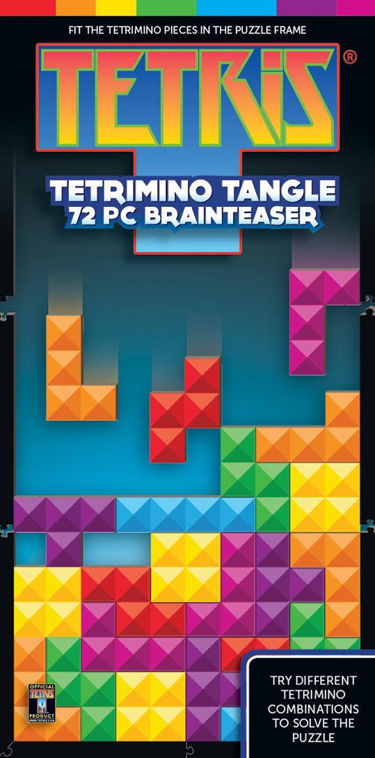 Tetris Prism Jigsaw Puzzle