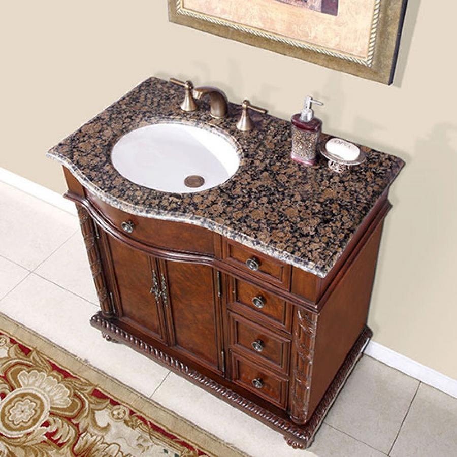 36 inch bathroom vanity with offset sink custom options