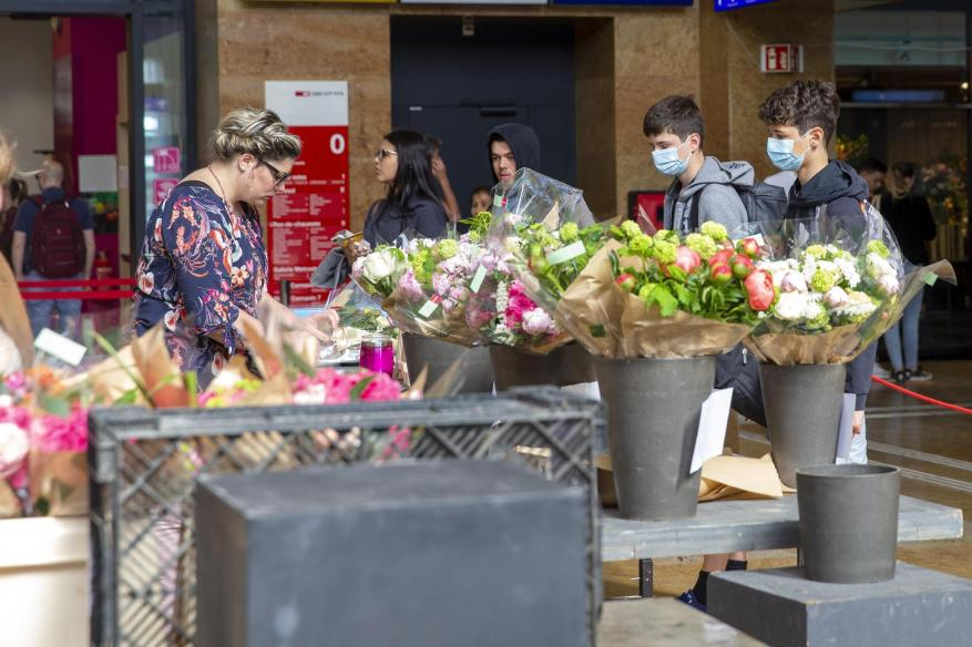 Houseplants and cut flowers may also be sold in lockdown according to the Federal Council ordinance.