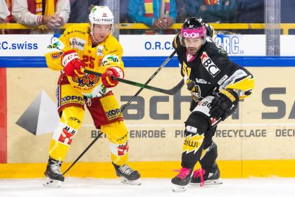 Ice hockey – HC Ajoie already sees life in pink
