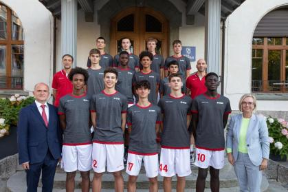 Lausanne Coaching middle – Swiss Basketball launches its skilled manufacturing unit