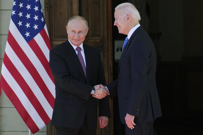 Ticker zum Genfer Biden-Putin-Gipfel: +++ Historischer Handshake +++ Parmelin: «Willkommen in der Stadt des Friedens» +++ Calmy-Rey «bewegt»