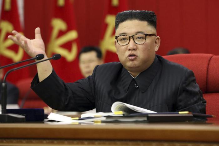 Landwirtschaft in Nordkorea: Kim Jong-un räumt schlechte Lebensmittelversorgung ein