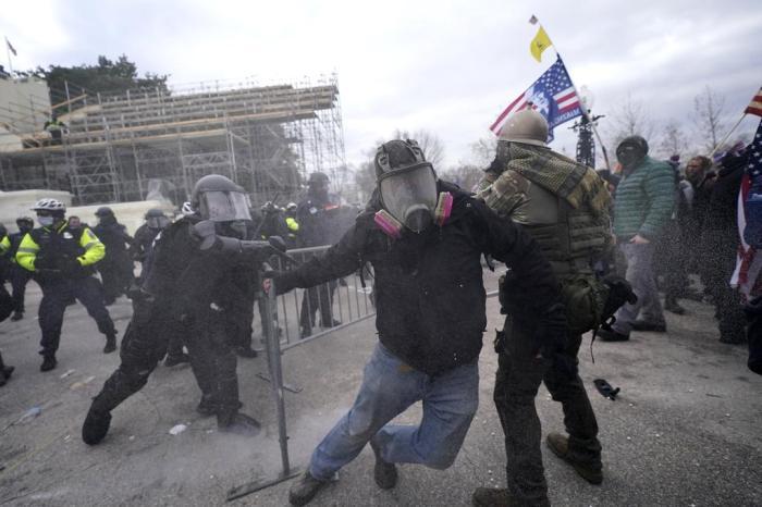 Erstürmung des US-Capitols: Bericht erhebt schwere Vorwürfe gegen Polizeiführung