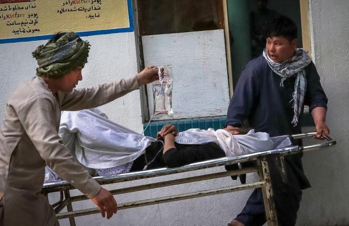 Terror in Afghanistan: Über 30 Todesopfer bei Anschlag nahe einer Schule in Kabul