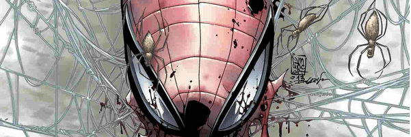 Superior Spider-Man #30 cover Marvel Comics by Giuseppe Camuncoli