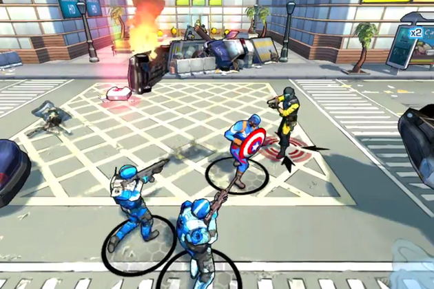 captain america winter soldier game MARVEL Seeks To Ruin CAPTAIN AMERICA For Everyone With New Game