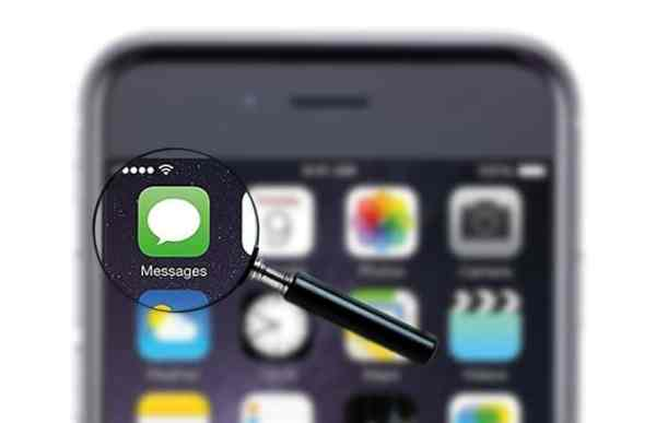 Recover the Missing Message Icon in iOS 11 Share Menu