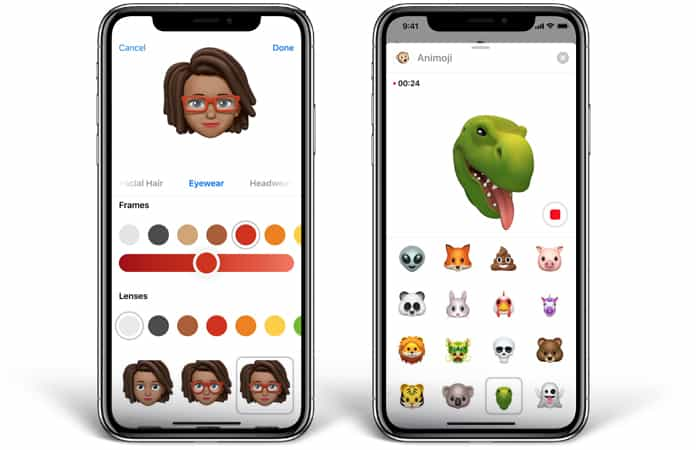 features in ios 12