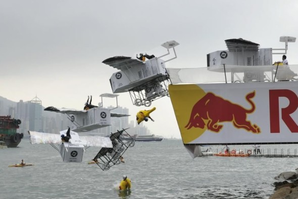 Red Bull Flugtag 飛行日!unwire 精選周末好去處 - Unwire.hk
