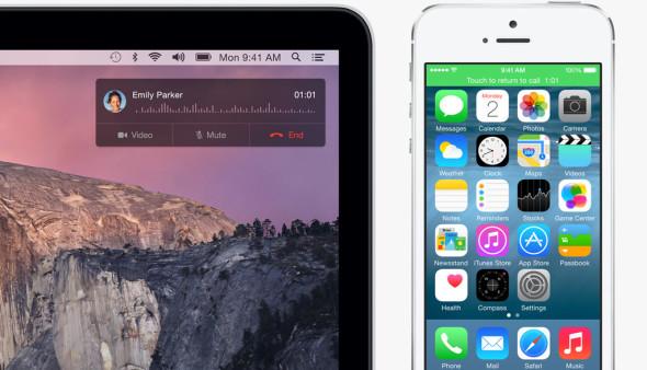 MAC OS X Yosemite 五大重點新功能登場! | 香港 unwire.hk 玩生活.樂科技