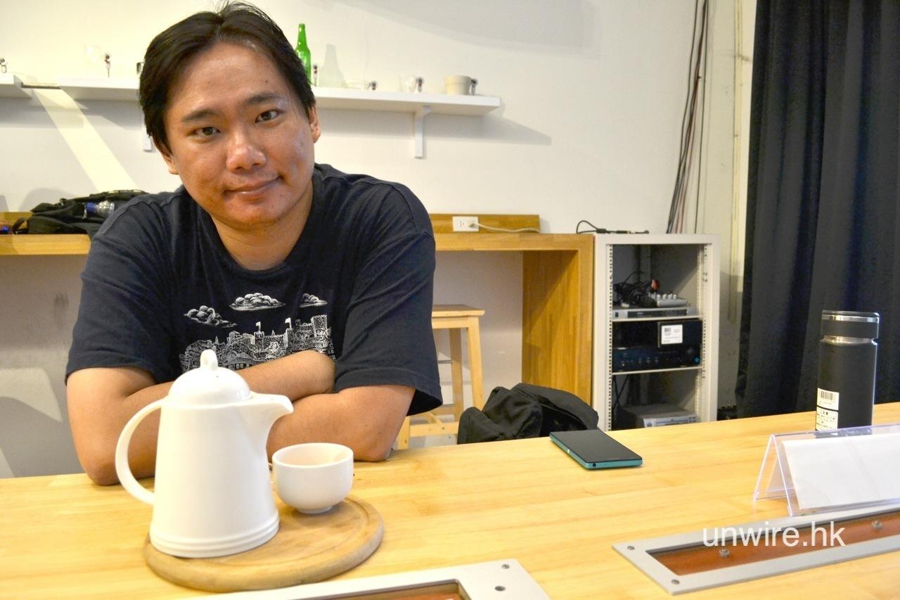 電玩遊戲有文化有深度 專訪梁世佑 - 香港 unwire.hk