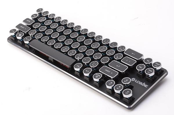 懷舊風上身!復古打字機機械式鍵盤可發出「啪啪聲」 - UNWIRE.HK