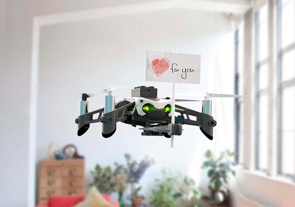 【有片睇】可安裝各種模組式配件!Parrot Mambo 無人機可以發射 BB 彈兼空投物件 - 香港 unwire.hk