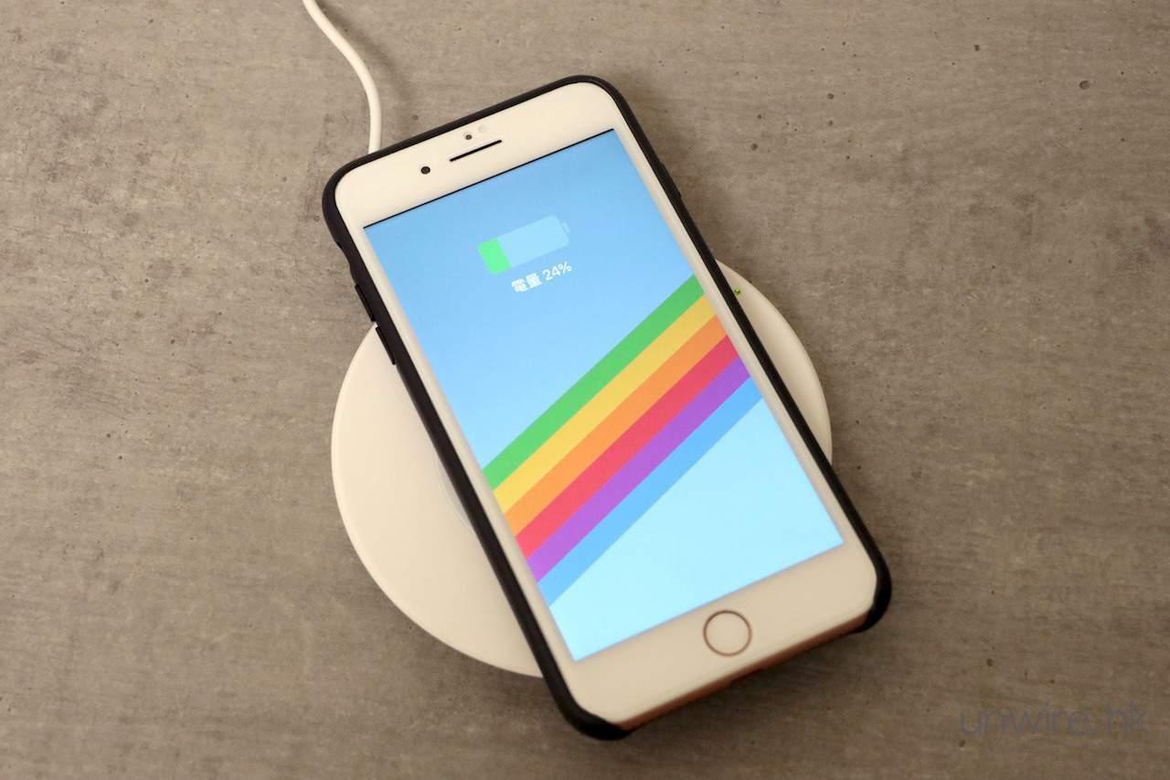 iPhone 8 / 8 Plus / X 無線充電 七大必知重點 - 香港 unwire.hk