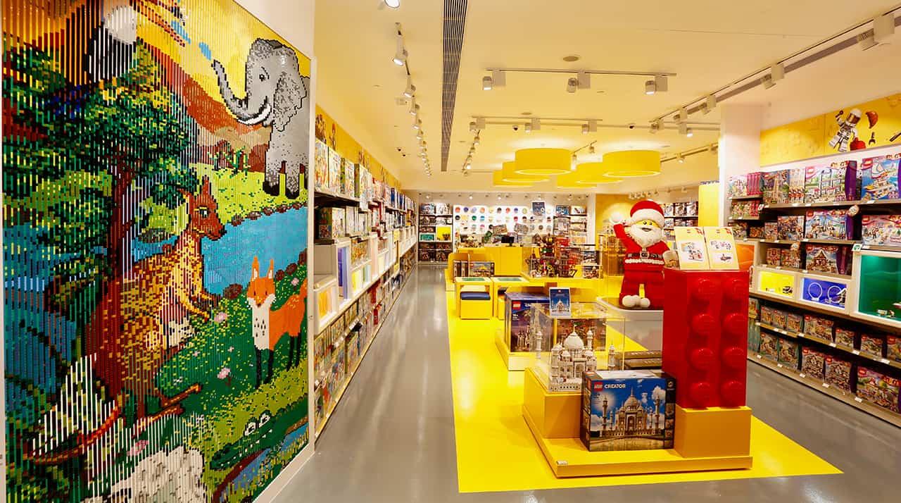 全港第三間LEGO Store 沙田新城市開業 - 香港 unwire.hk