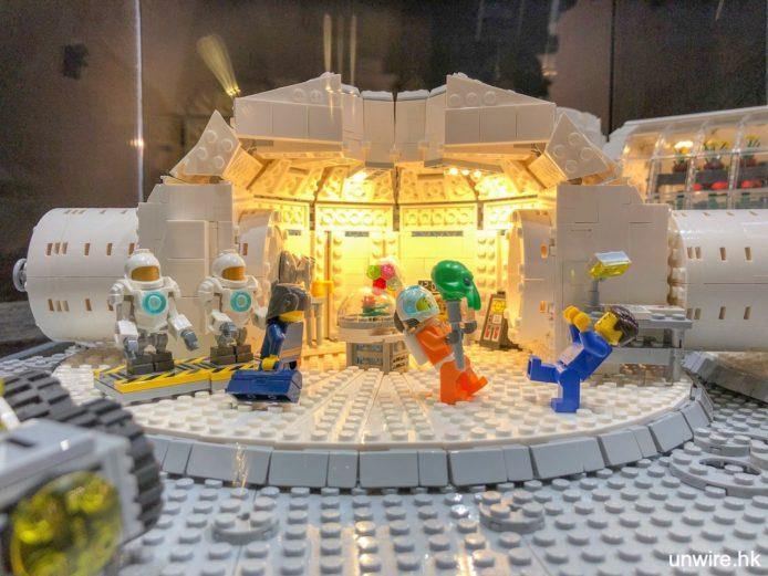 【搶先看】香港太空館 × LEGO 展覽 5米火箭 + 登月 50 年 - 香港 unwire.hk