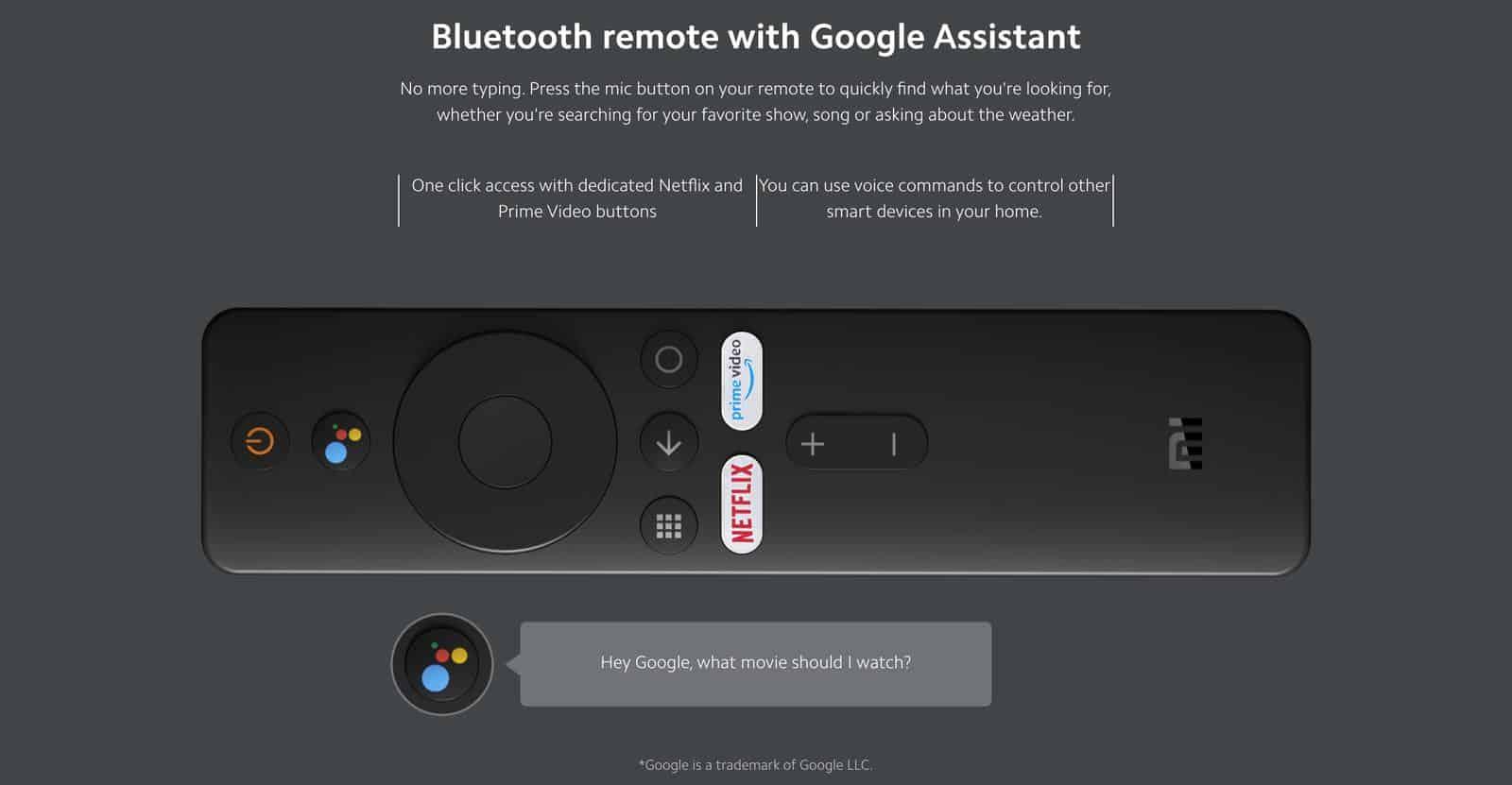 全新小米電視棒 睇Netflix YouTube + 內置 Google Assistant - 香港 unwire.hk