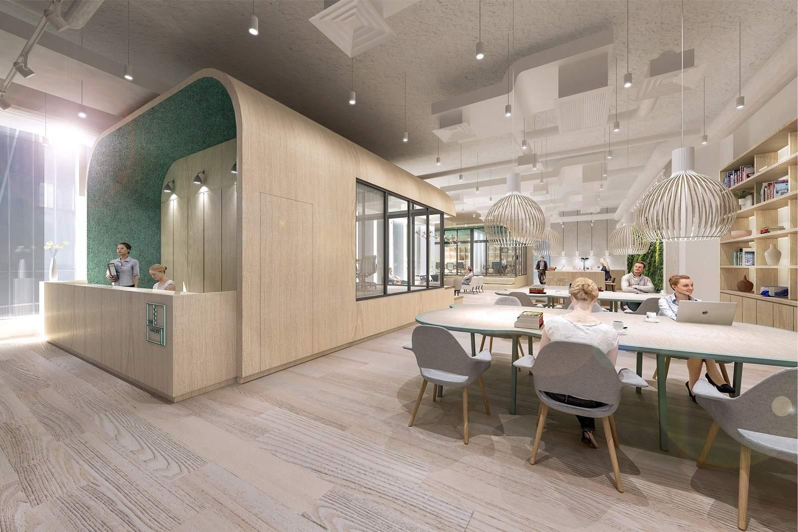 辦公室都可以 Book 一日! 全新靈活工作空間將於銅鑼灣登場 - UNWIRE.PRO