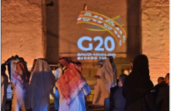 جی 20،زندگیوں اور معیشت کی حفاظت اولین ترجیح:سعودی