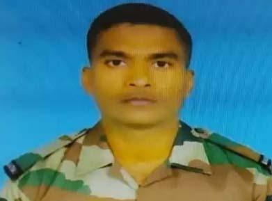 ایل او سی پر پاکستانی فائرنگ ،ایک سپاہی ہلاک