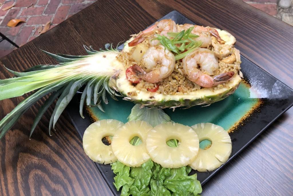 the patio thai restaurant 103 e cary