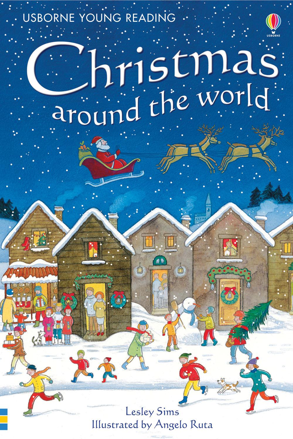 Christmas Around The World At Usborne Childrens Books