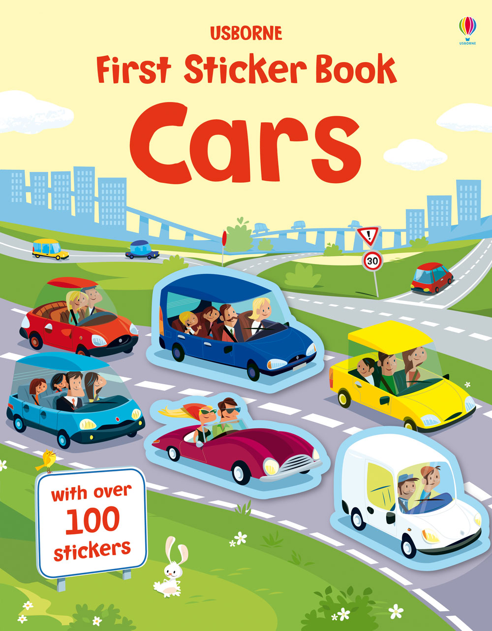 """Cars"" at Usborne Children's Books"