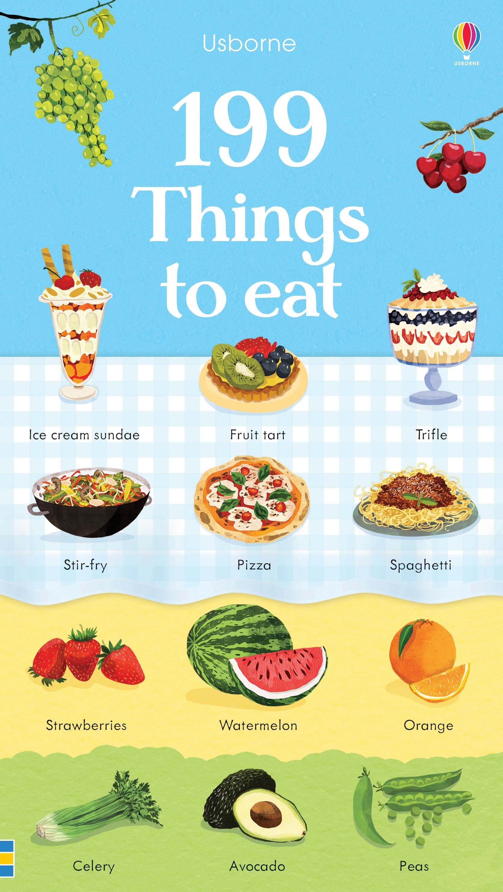 199 Things To Eat At Usborne Childrens Books