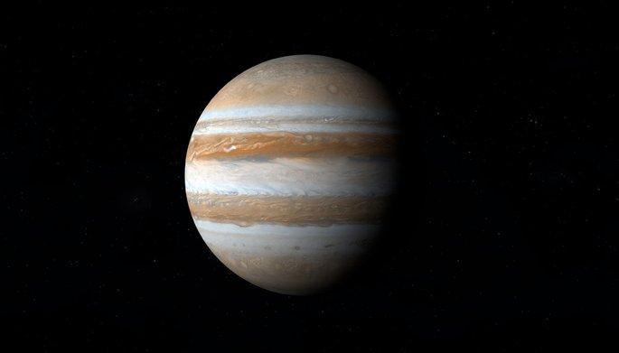 Solar жүйесіндегі планета юпитер