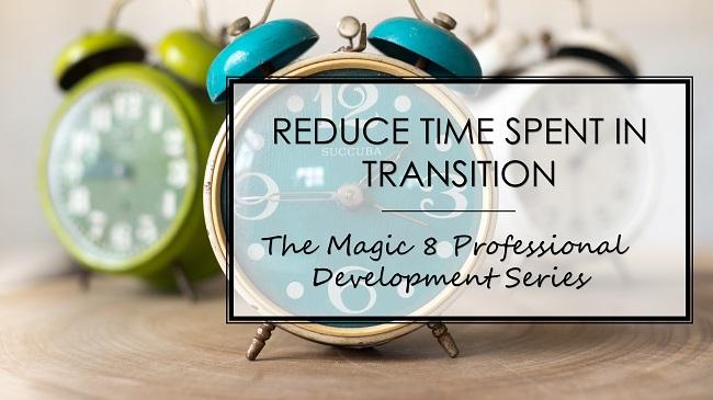 Reducing Time Spent in Transition | Metro Nashville Public Schools