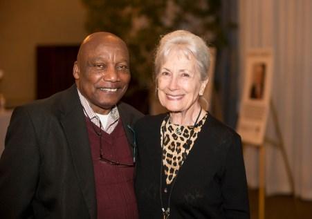 Hershell Warren and Delores Seigenthaler