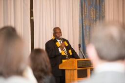 Vice Chancellor David Williams