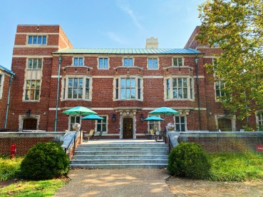 Alumni Hall, from Social 'Dore @chloeobert