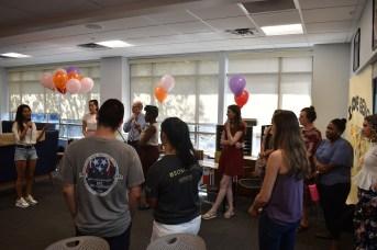 Hispanic Heritage Month Kickoff at Sarratt Student Center Multicultural Lounge (Vanderbilt)