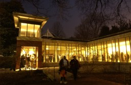 Bishop Joseph Johnson Black Cultural Center Commemoration and Celebration in 2005. (Vanderbilt/ Daniel Dubois)