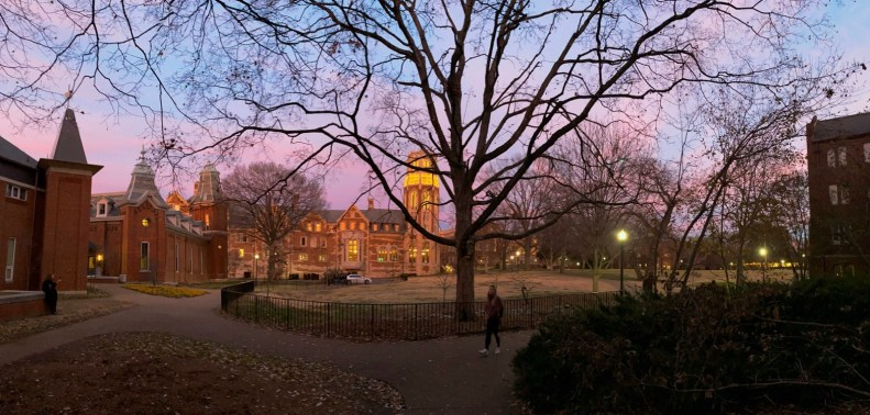 Campus shot, by Social 'Dore @kelllychang