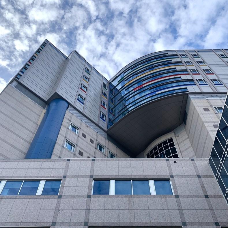 The Monroe Carroll Jr. Children's Hospital from @a.parliament.of