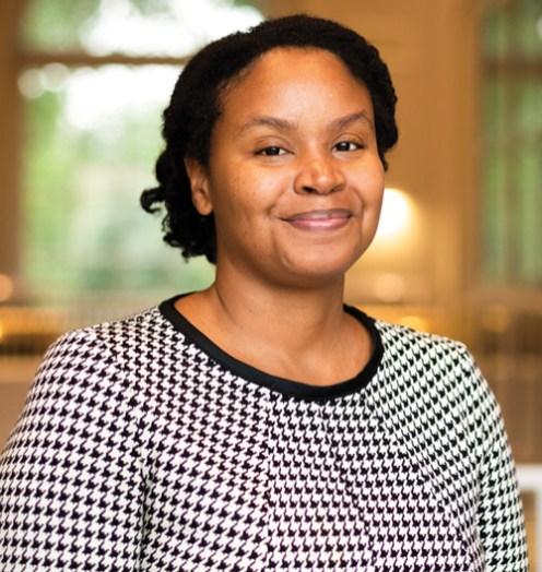 Shatema Threadcraft, associate professor of gender and sexuality studies, associate professor of political science (Dartmouth/Robert Gill)