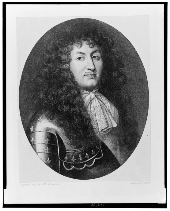 King Louis XIV (Library of Congress)