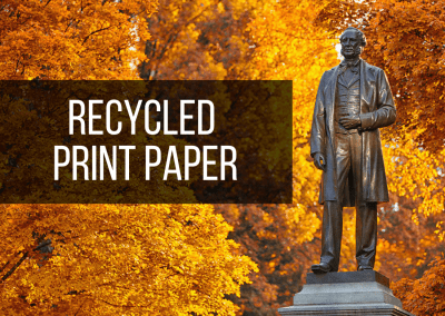 Recycled Printer Paper