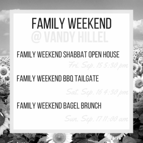 FAMILY WEEKEND (2)