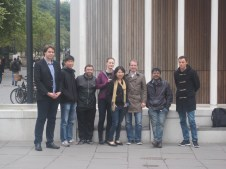 Statistical Machine Learning n Motor Control Group at the University of Edinburgh 2013