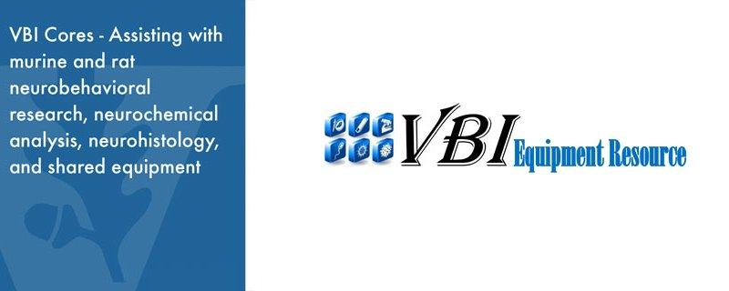 VBI Shared Equipment Resource
