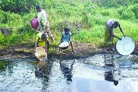 Image result for Oil spills in Bayelsa is environmental genocide - Archbishop of York