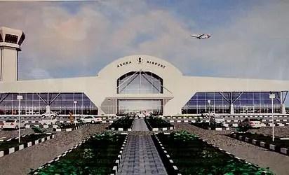Asaba airport gets instrument landing system — Aniagwu - Vanguard