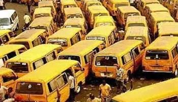 Danfo Lagos bus stops