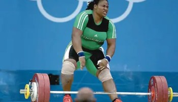 Image result for Nigeria weightlifters